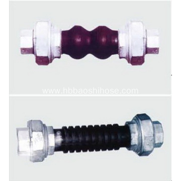 Wear-resistant Flexible Rubber Connector